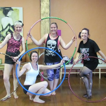 Daggy Dancing Hoop Workshop