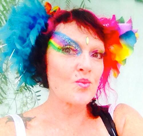 Lottie\'s New Rainbow Makeup