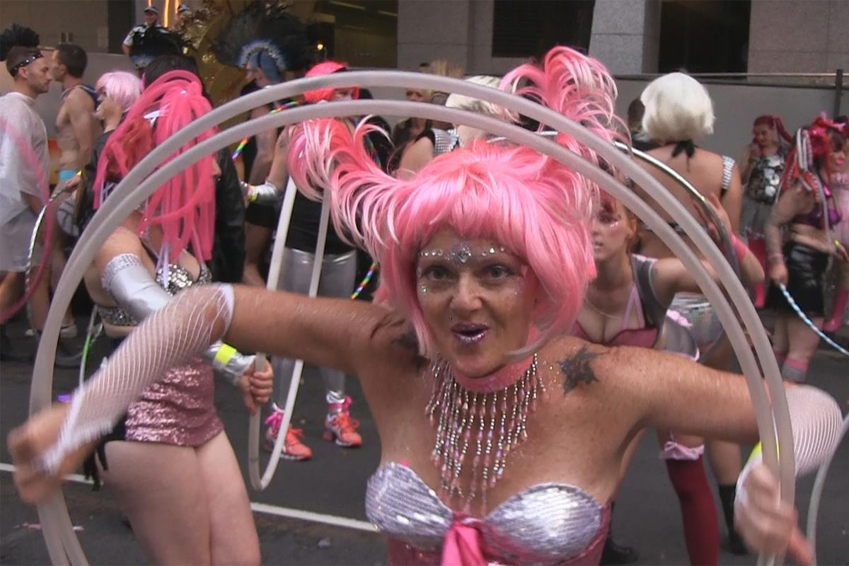 Mardi Gras Parade 2013