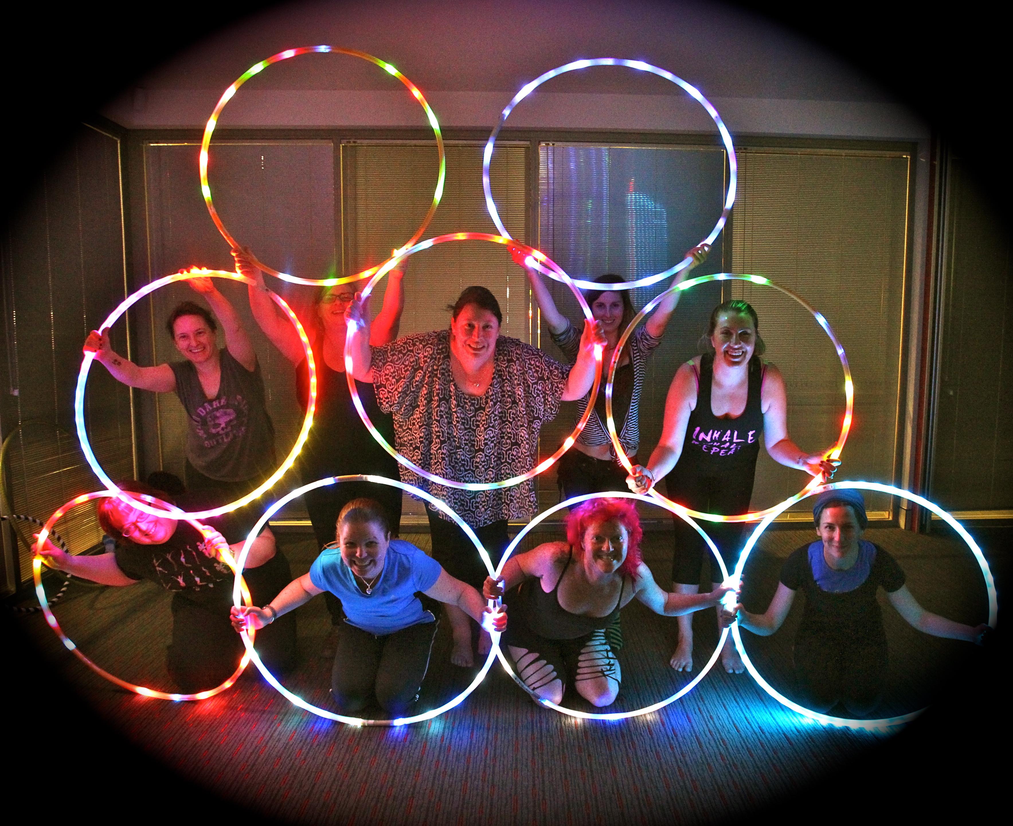 Engadine Hobbits LED