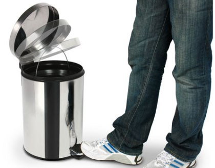 Teshuva: If a Garbage Can Can, So Can You!