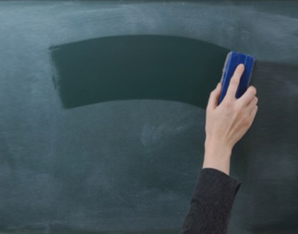 Cleaning My Slate With Forgiveness This Yom Kippur