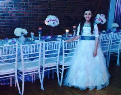 What an Orthodox Bat Mitzvah Means to a Mother