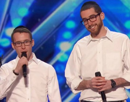 The Orthodox Jewish Beatboxers Are Back For Round Two!