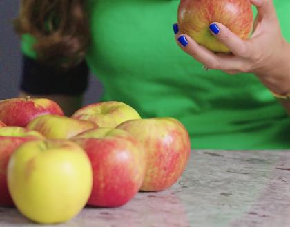 One Minute Rosh Hashana Insight: The Sweetness of Apples