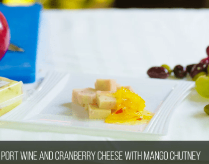 Eight Crazy Nights of Chanukah Cheese Pairings: Night 7
