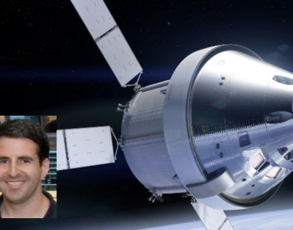 Meet Orthodox Jewish NASA Aerospace Engineer, Aaron Brown