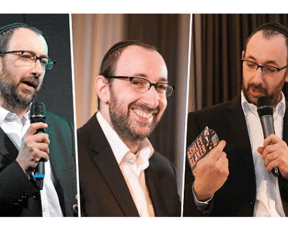 Meet The BBC Producer Who Became A Haredi Comedian