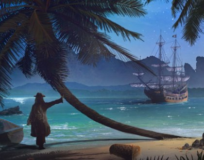 Pirates of the Carribbean...Who Kept Shabbos!