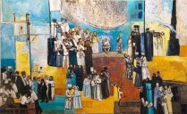 Richard McBee - Moses and the Children of Israel
