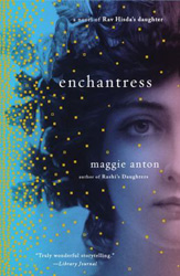 Enchantress: A Novel of Rav Hisda's Daughter by Maggie Anton