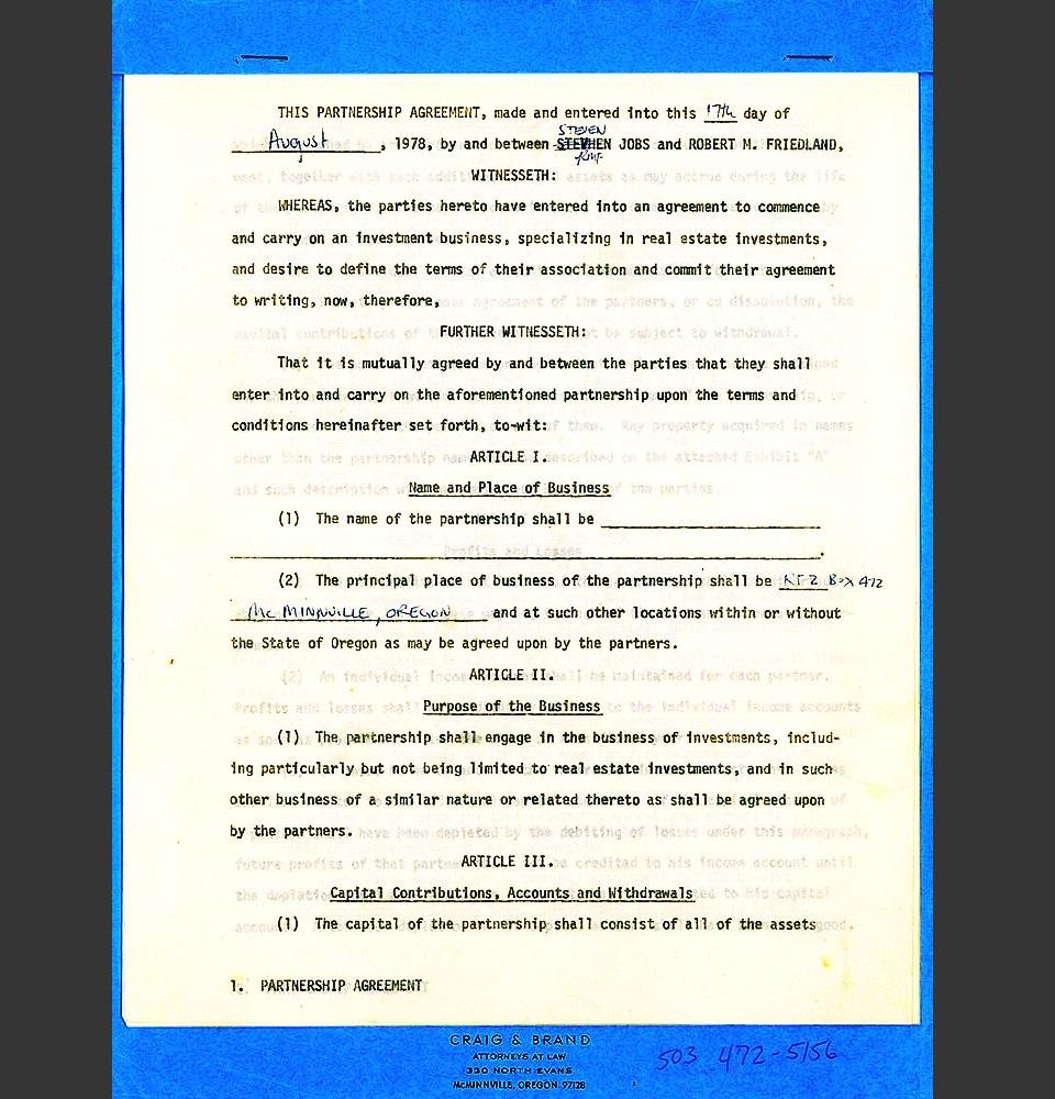 Www.rrauction.com Jeffrey R. Rosenberg Pays $40, 000 For A Document