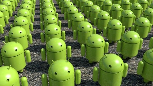 Google Android open source smartphones