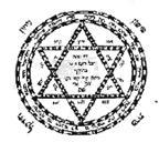 Bitton: Déchiffrement d'une Amulette Juive du XXème Siècle