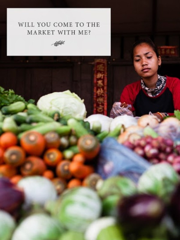Market with Me