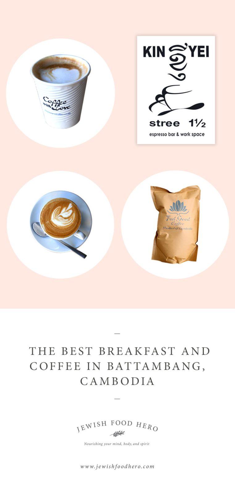 Feel Good Coffee, Best Coffee in Cambodia, Battambang Coffee