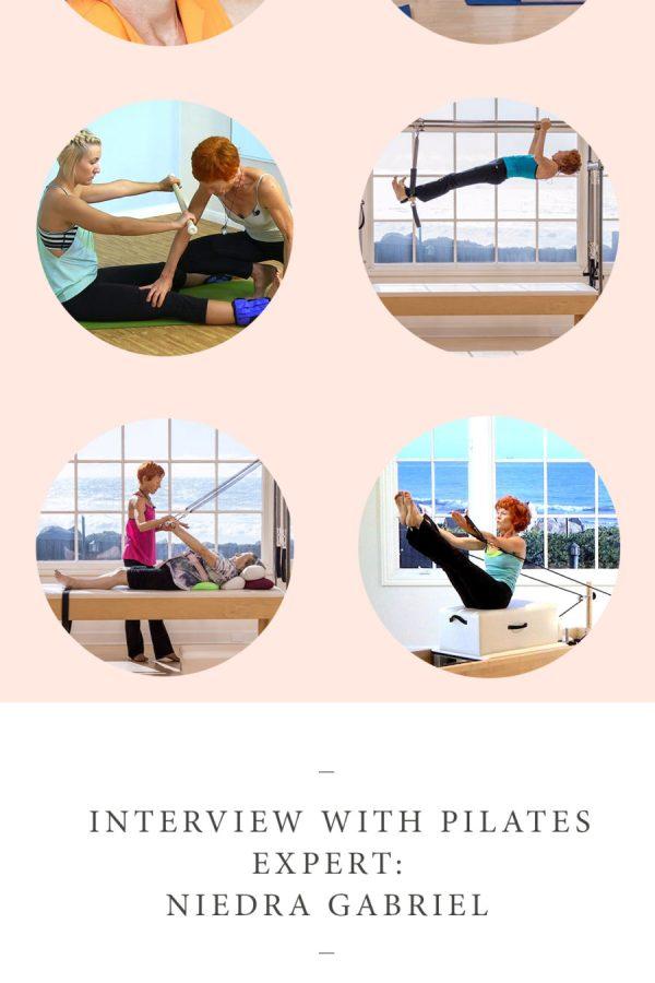 Pilates advice, pilates tips, pilates expert, Niedra Gabriel