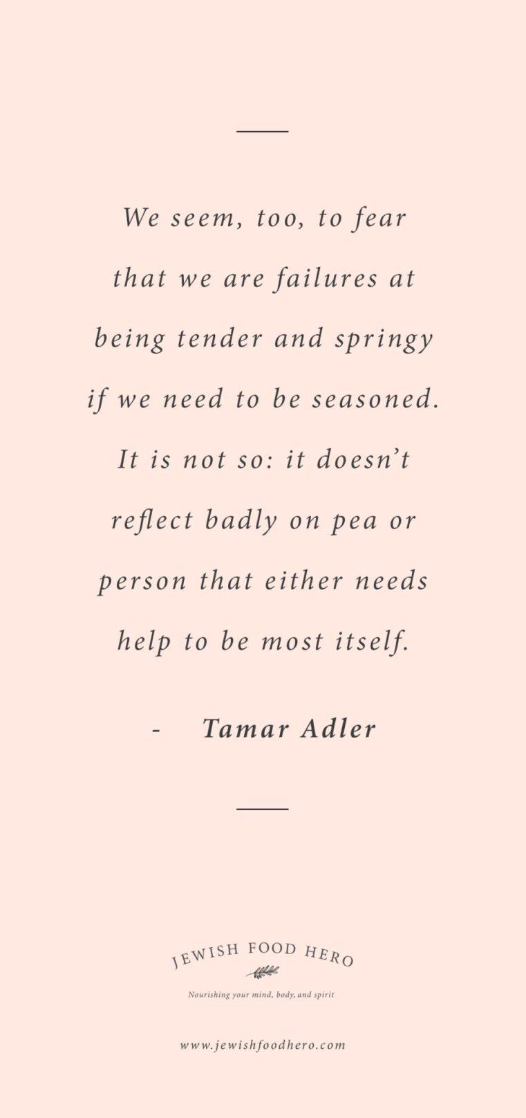 Tamar Adler quote