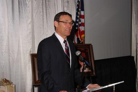 Consul General of Israel, David Siegel