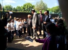 Israeli Consul General Visits Emek (1)