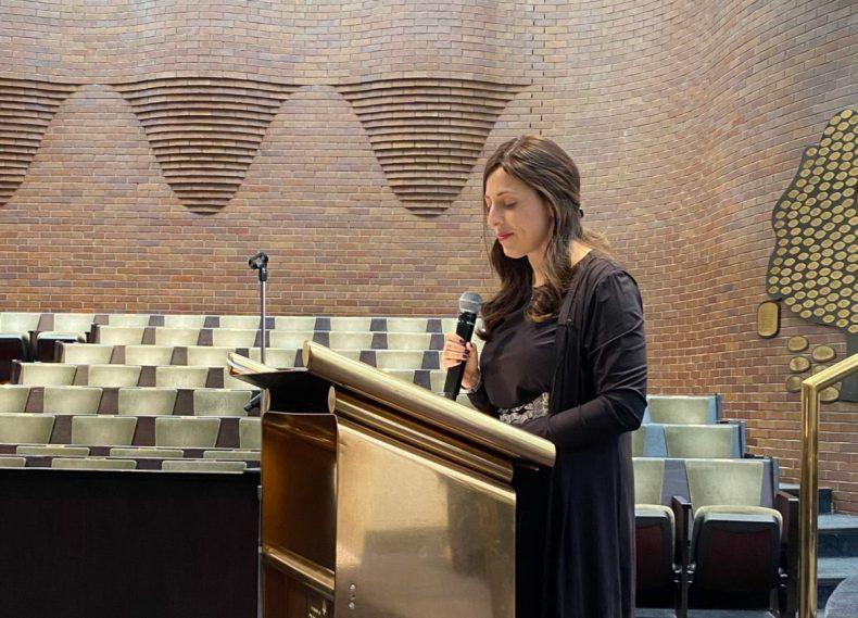 Aimee Friedman Baron