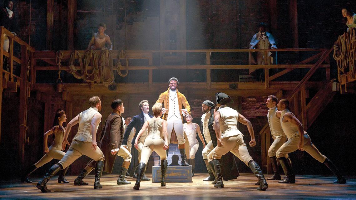 As Hamilton debuts in LA historian asks Was he