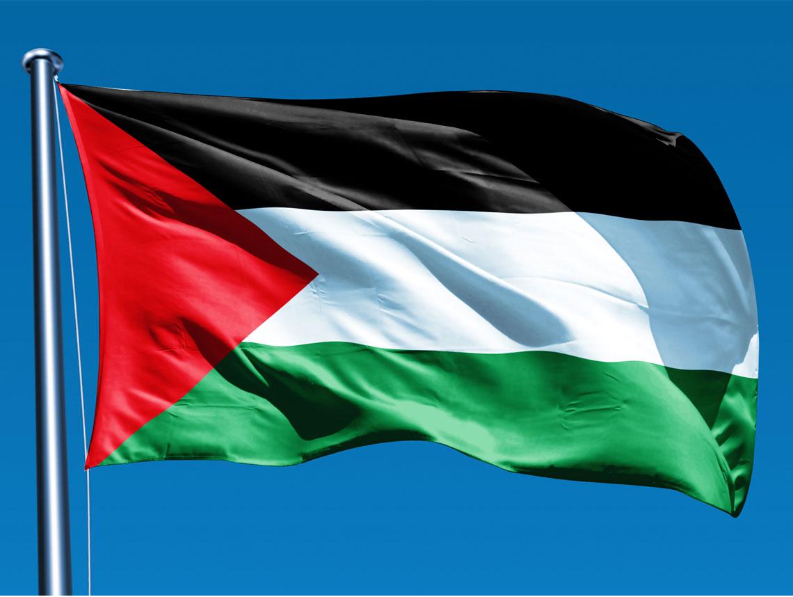 When a Jewish camp raised a Palestinian flag  Jewish Journal