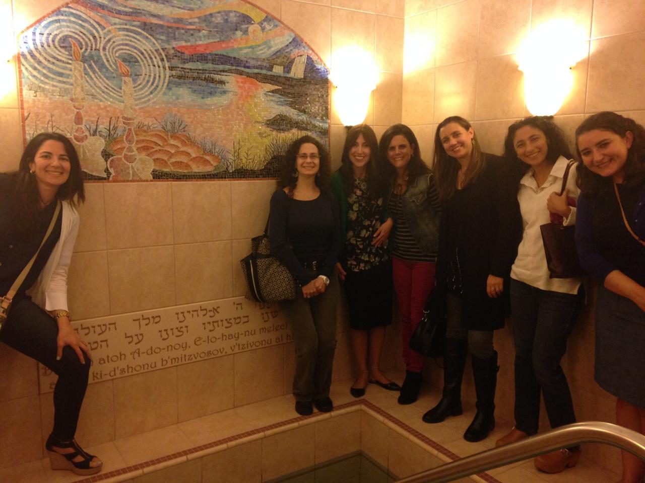 Houston Mikvah Tour Jewish Latin Princess