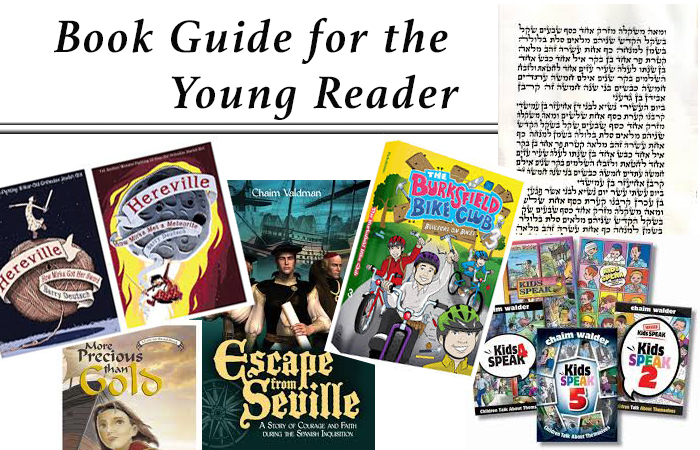 Book Guide For the Young Reader || Libros para el lector jóven