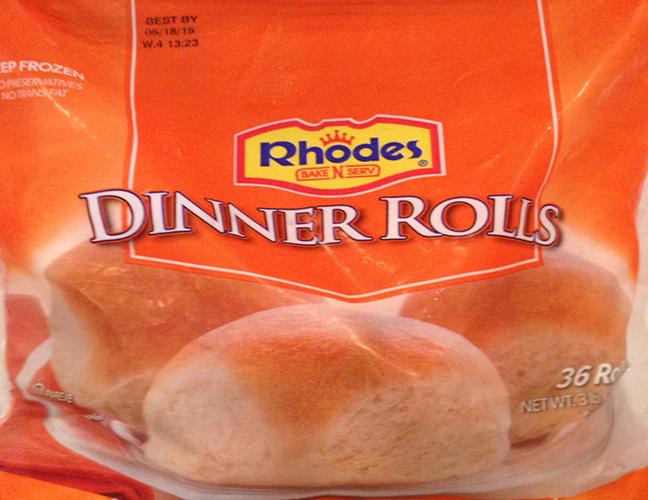 rhodes-dough