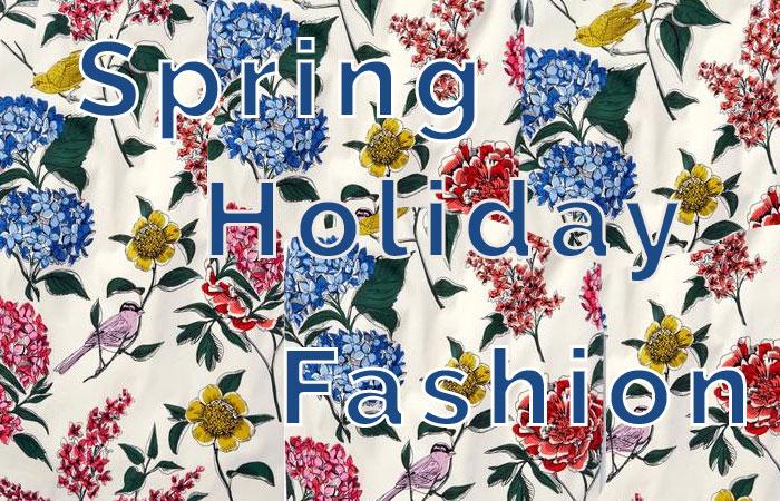 Spring Holiday Fashion || Ajuares primaverales para la fiesta