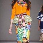 Bold, yet Elegant Skirts    Faldas audaces pero elegantes