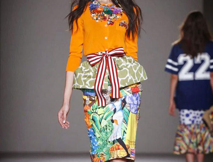 Bold, yet Elegant Skirts || Faldas audaces pero elegantes