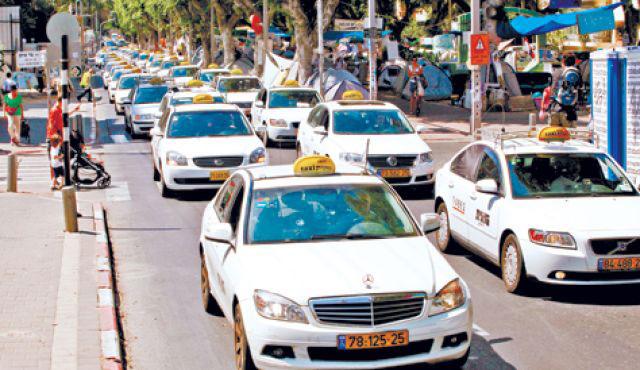 taxis-tel-aviv