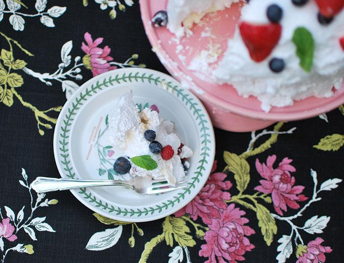 meringue cake for shavuot