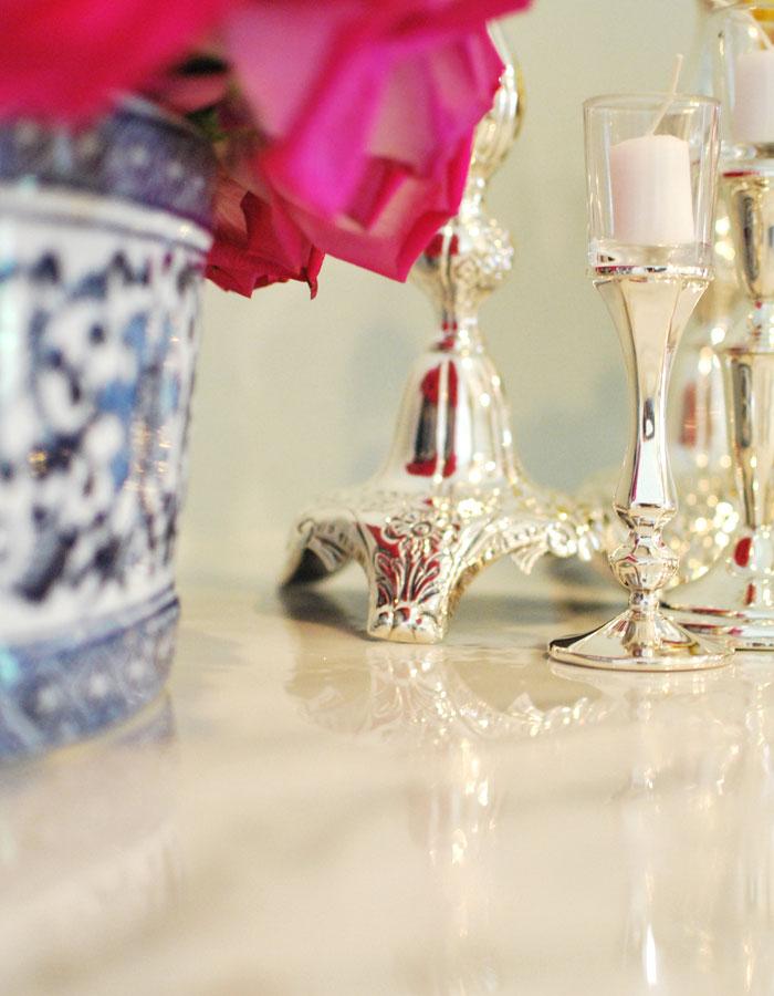 Faux Marble Countertop By Jewish Latin Princess