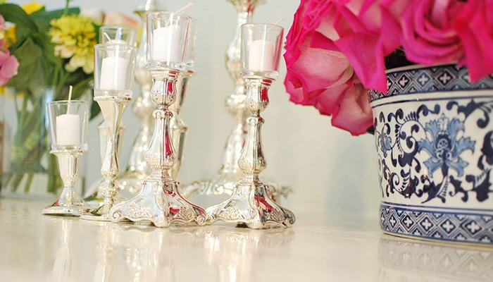 Faux Marble counter DIY by Jewish Latin Princess