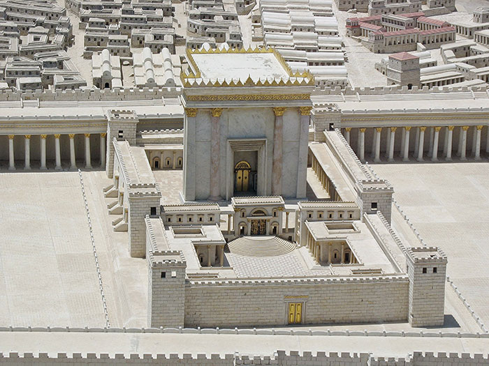 second temple image from jewish latin princess
