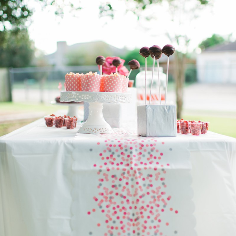 PINK BIRTHDAY PARTY