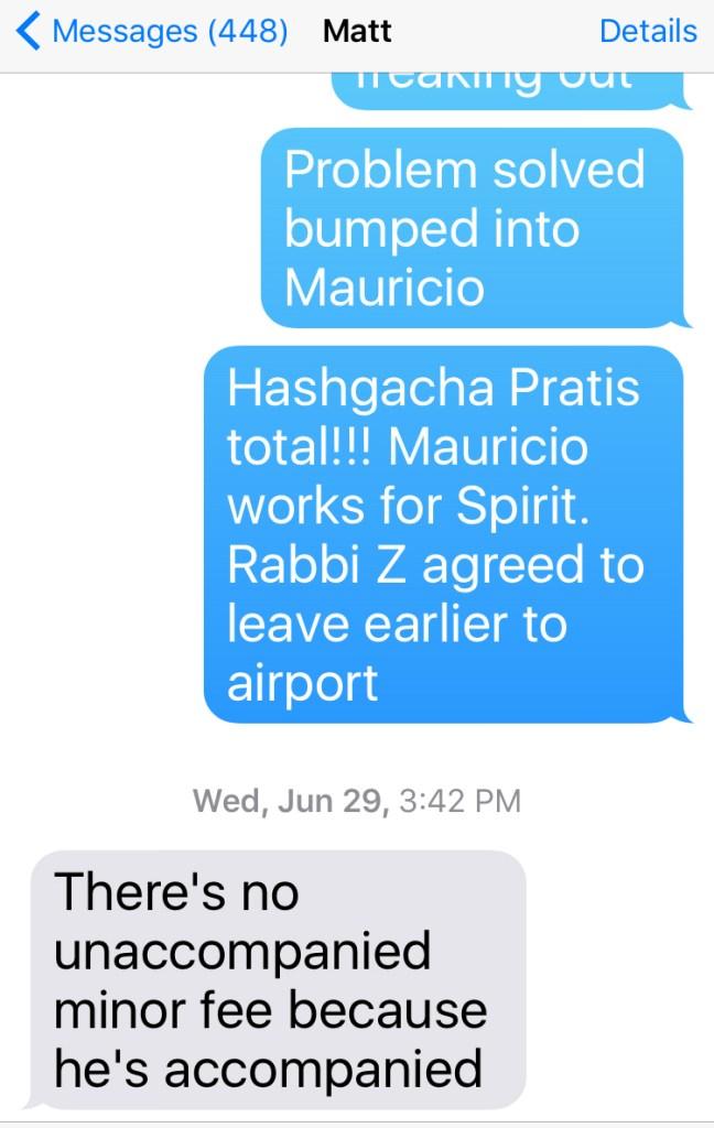 Wednesday Wink: G as in G-d Hashgacha Pratit By Jewish Latin Princess