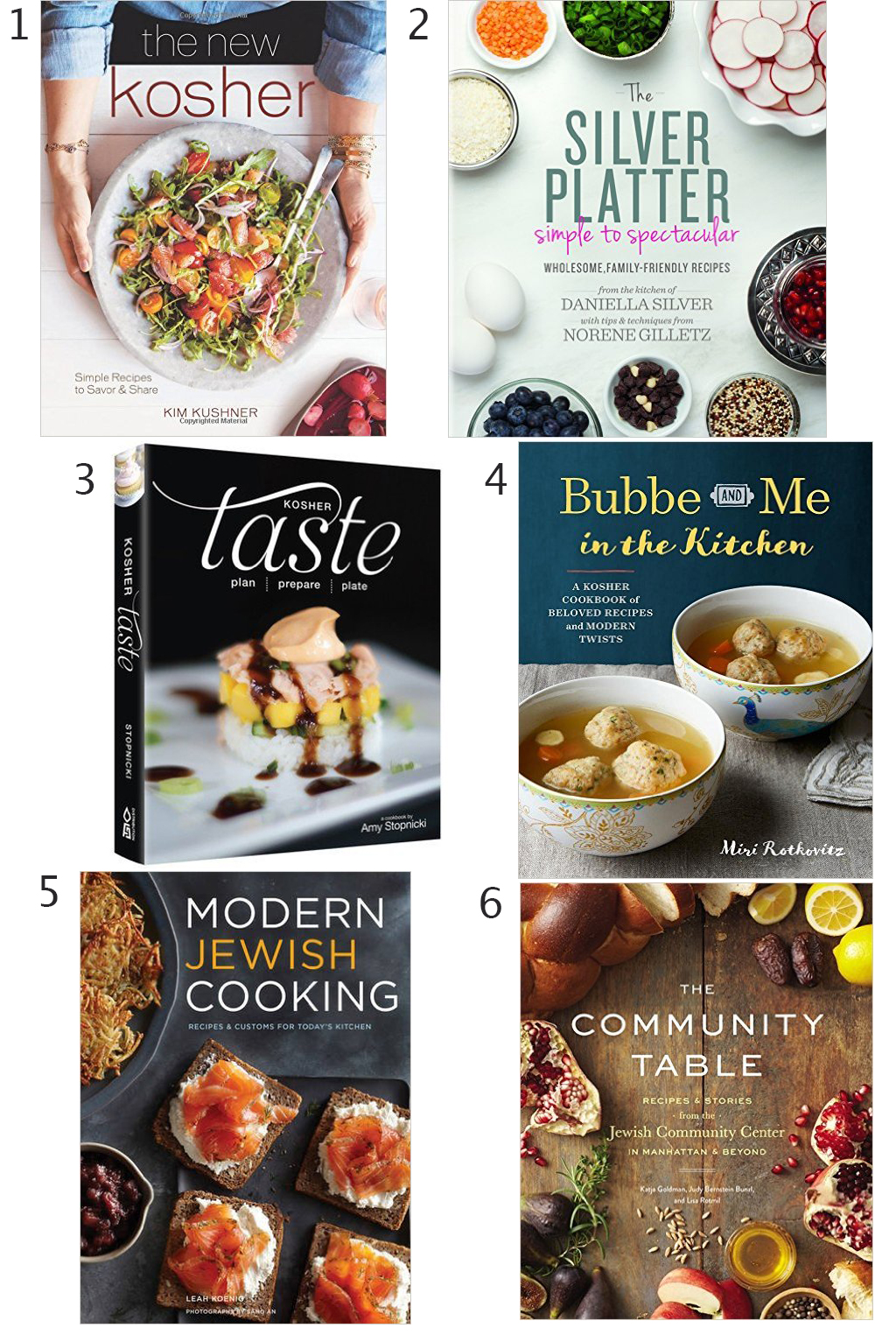 jewish latin princess-kosher-cookbook-roundup
