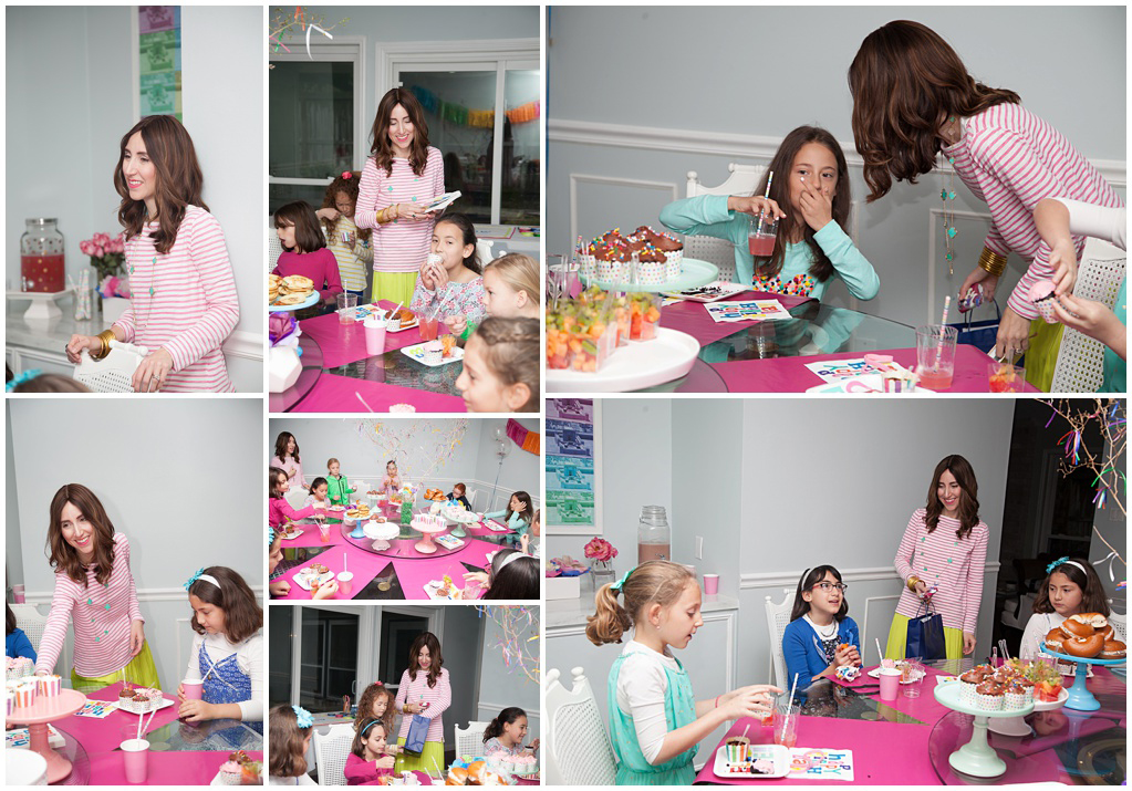 Nine Year Old Girl's Birthday Party by Yael from Jewish Latin Princess