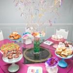 Cumpleaños para niña de nueve años
