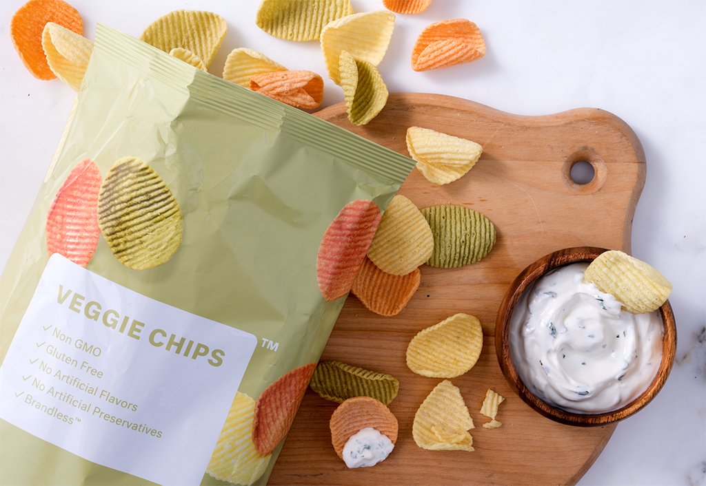 Brandless Veggie Chips