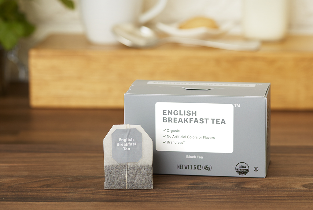 Brandless Organic English Breakfast Tea