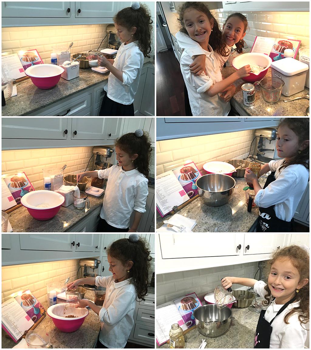 Honey Cake Jewish Latin Princess