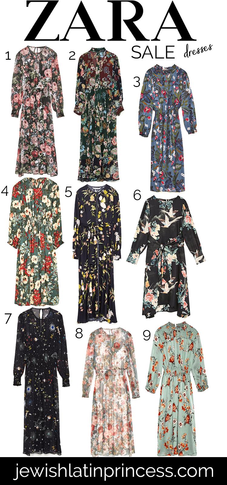 Zara Sale Dresses