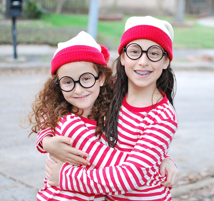 Waldo Purim costumes