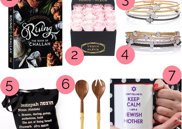Mother's Day Gifts (for Jewish Mothers Too!)