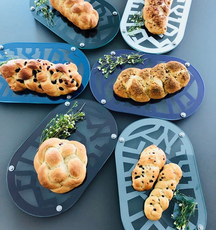Challah Tray Giveaway by FridzArt